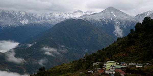Sikkim Mountains