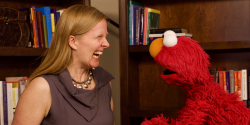 Elmo and Sarah Dryden-Peterson