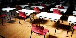 School Chairs by Night Owl City/Flickr
