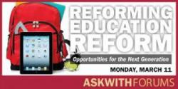 Reforming Education Reform