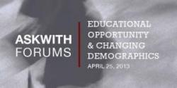 Educational Opportunity and Changing Demographics