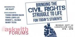 Brininging the Civil Rights Struggle to Life