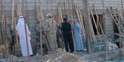 Construction of Al Bessil School