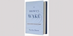 Book Cover: In Brown's Wake