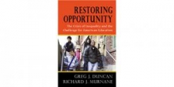 Restoring Opportunity in Education