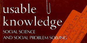 the Usable Knowledge book cover from 1979