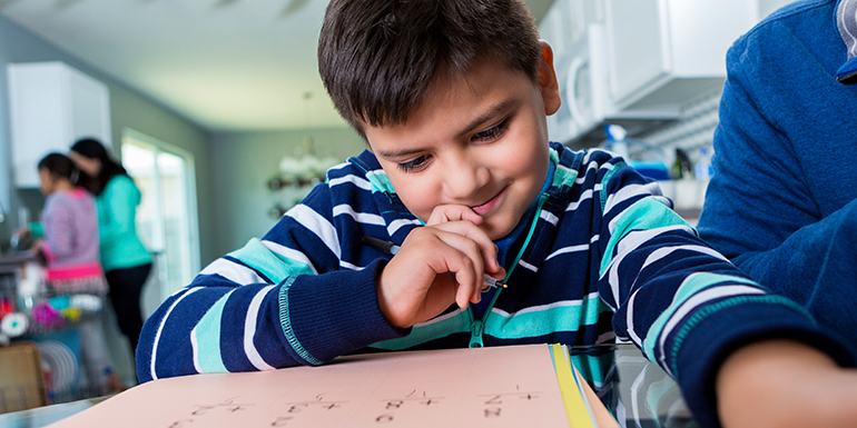 Mathematics, Everywhere for Everyone: Bridging the gap between math in the classroom and math at home — for all families #hgse #usableknowledge @harvarded