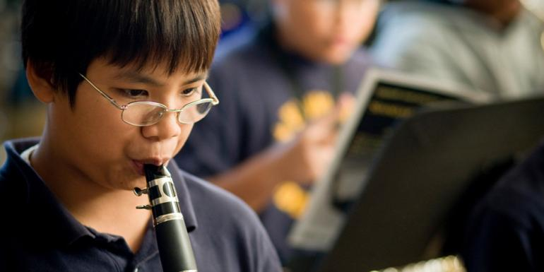 Music Lessons: Tracing links between musical training and executive function — and bolstering the case for music in schools  #hgse #usableknowledge @harvarded