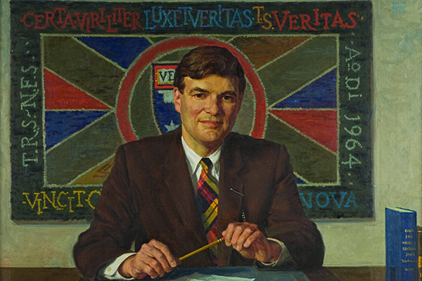 Portrait of Dean Ted Sizer