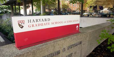 Havard University Phd Education Dissertation