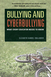 Bullying book jacket