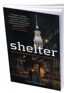 Cover shot of Shelter: Where Harvard Meets the Homeless