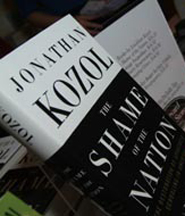 the shame of the nation essay Dear mr president, in regards to your curiosity about jonathan kozol's book shame of the nation, i would like to take this time to tell you about his.